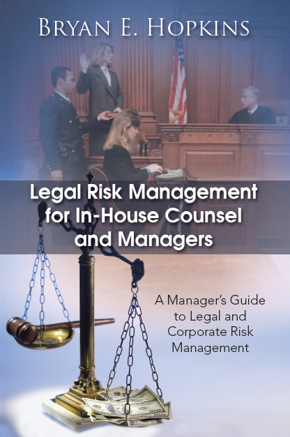 the legality of risk management 13 legal issues for hospitals and health systems might pose an insurmountable risk for co-management can also create legal issues under.